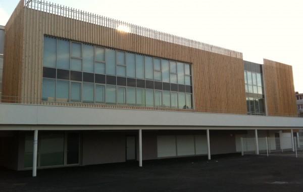 Construction d'un Collège