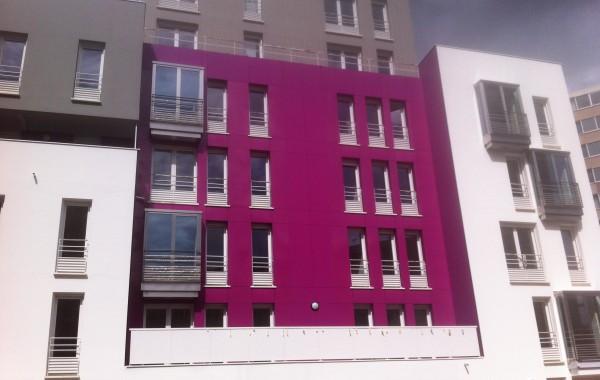 Construction de 104 logements