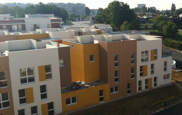 Construction de 67 logement sociaux