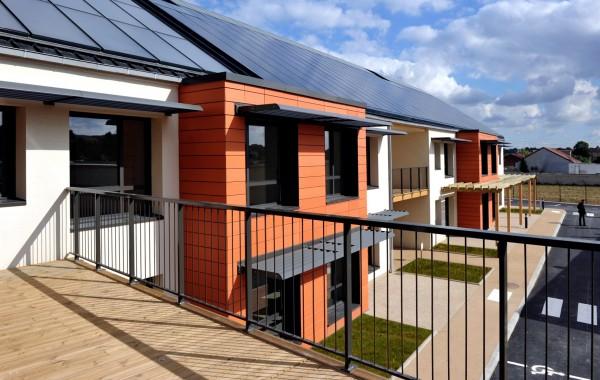 Construction d'un foyer de vie de 42 places
